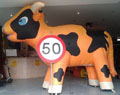 Opblaasbare Koe huren Tilburg