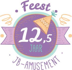 12,5 jarig jubileum