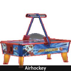 Airhockey tafel huren Tilburg