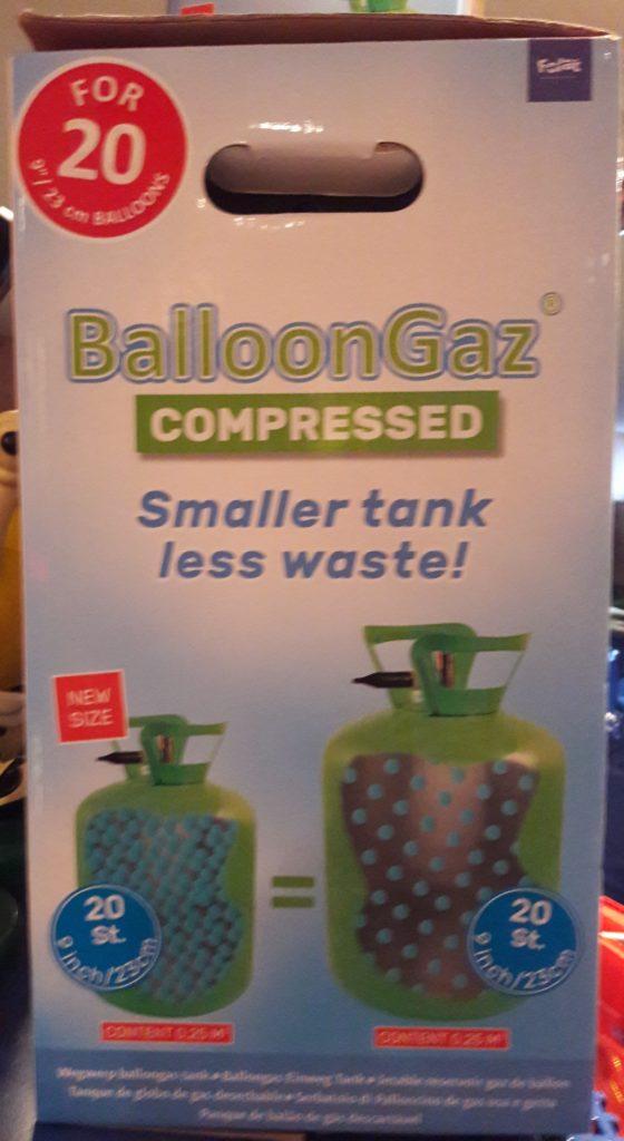 Helium gas kopen Tilburg