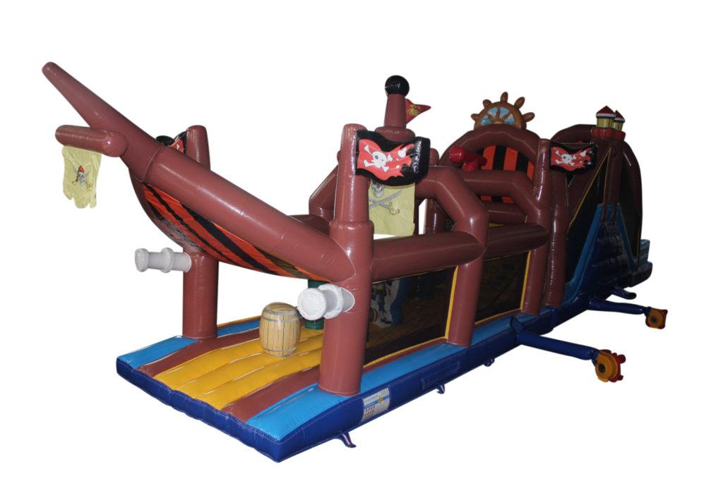 Piratenboot stormbaan huren