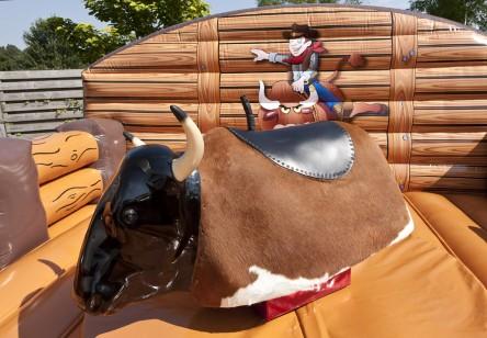 Mechanische Rodeo stier huren